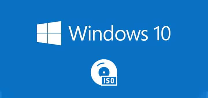 How To: Download Official Windows 10 ISO Disk Image