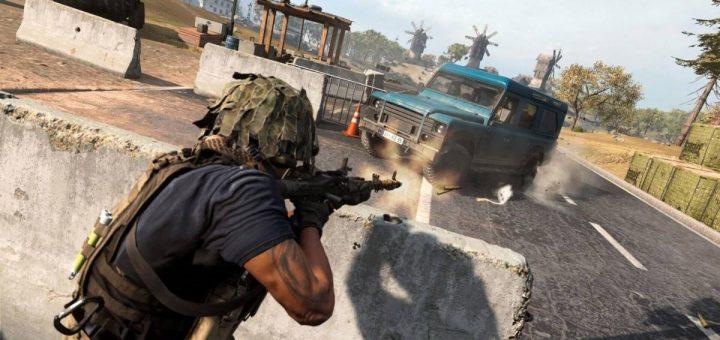 CoD Warzone screenshot