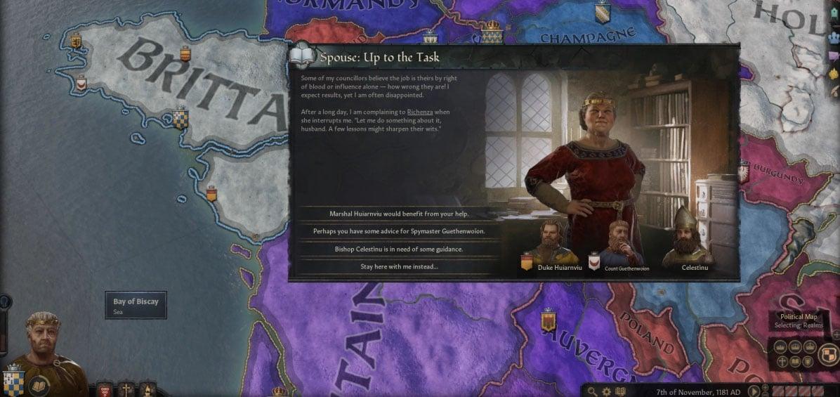 crusader kings 3 screenshot