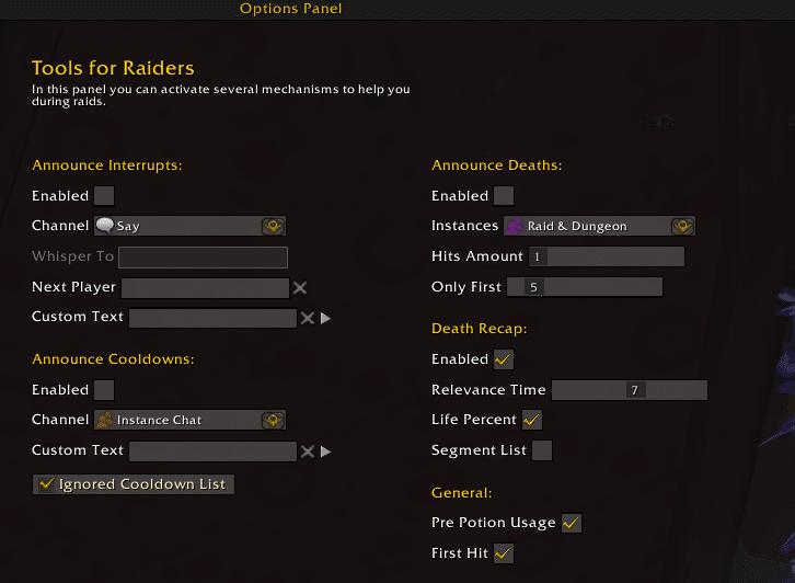 Details Damage Meter Screenshot 2