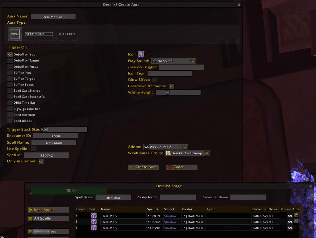 Details Damage Meter Screenshot 3