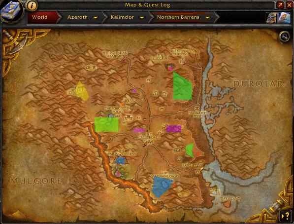 NPCscan screenshot 1