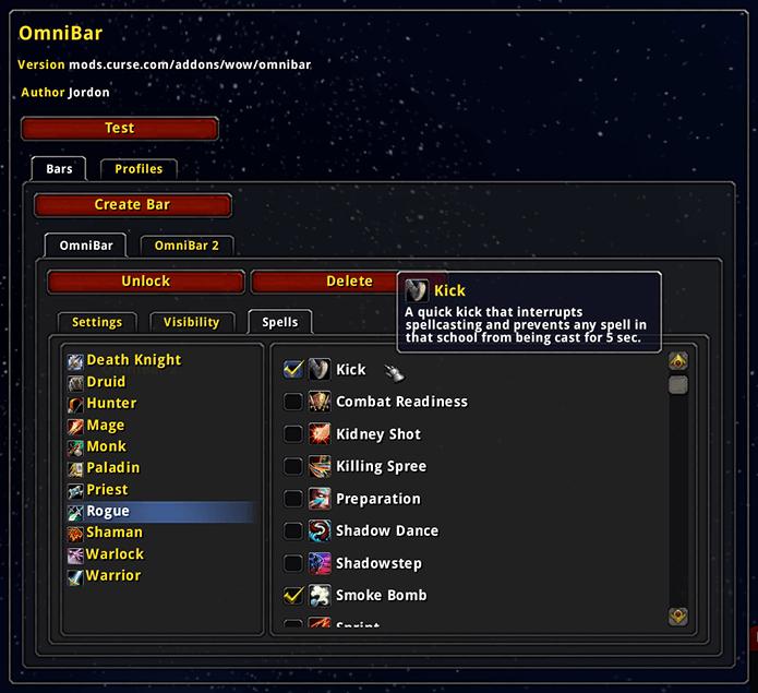 OmniBar screenshot 1
