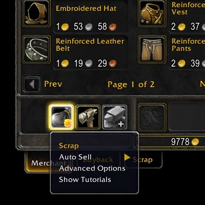 Scarp screenshot