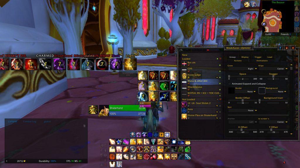 WeakAuras screenshot 2